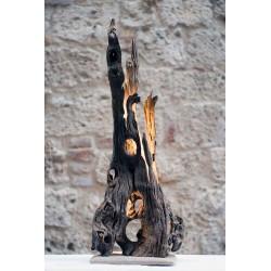 """Lampada realizzata a mano """"La Cattedrale """""""