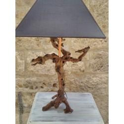 Lampada realizzata  a mano RE-SPIRITO